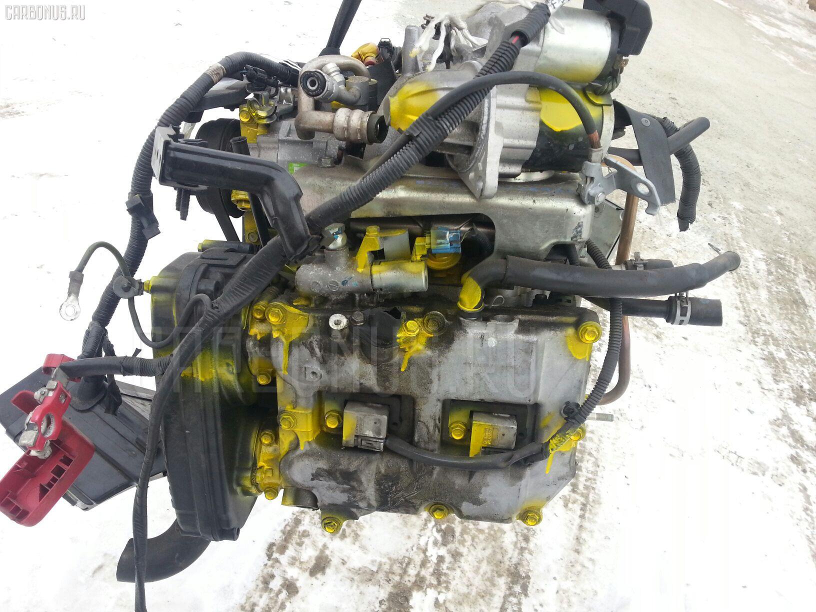 Двигатель SUBARU IMPREZA WAGON GH2 EL15 Фото 2