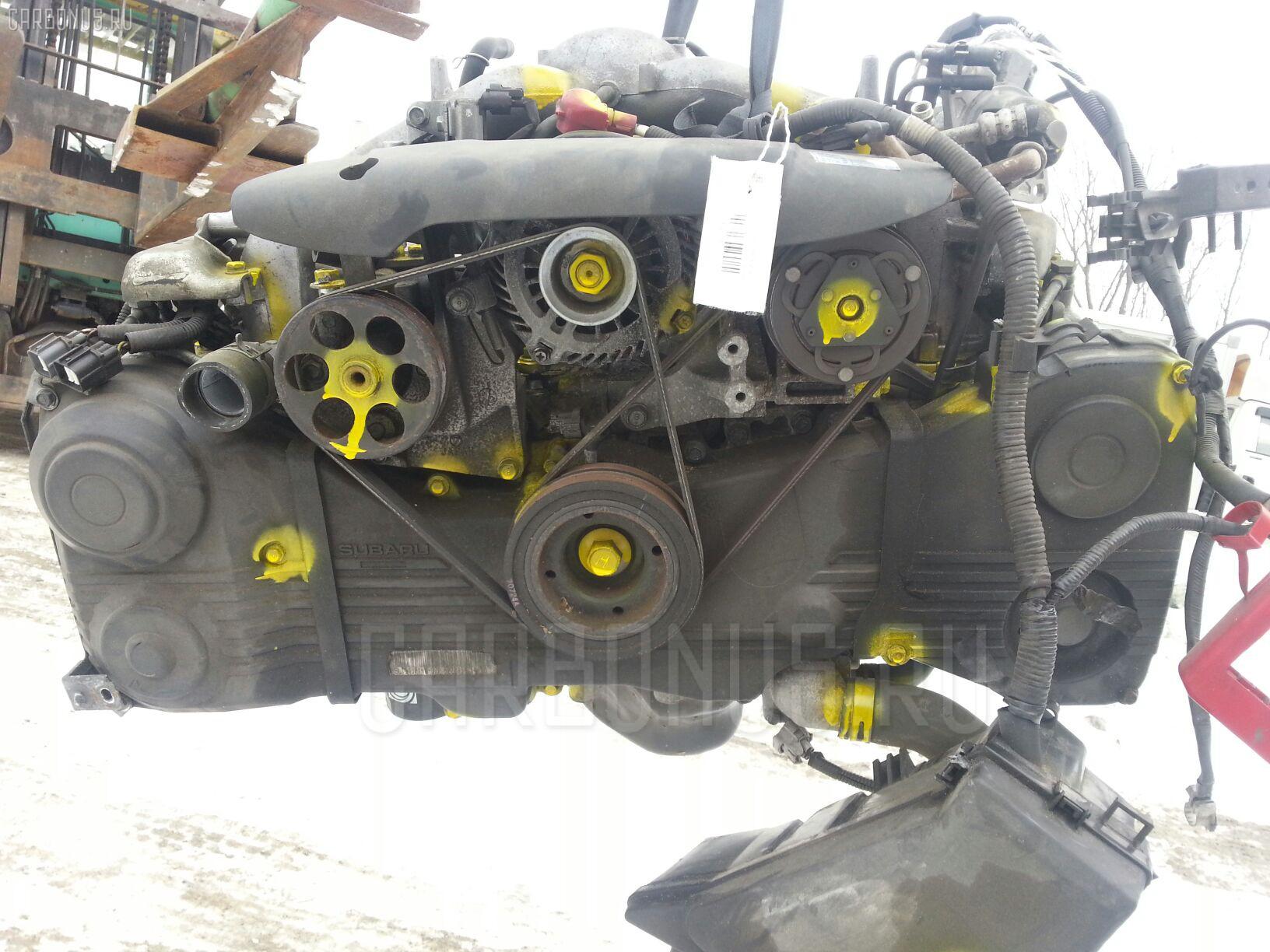 Двигатель SUBARU IMPREZA WAGON GH2 EL15 Фото 1