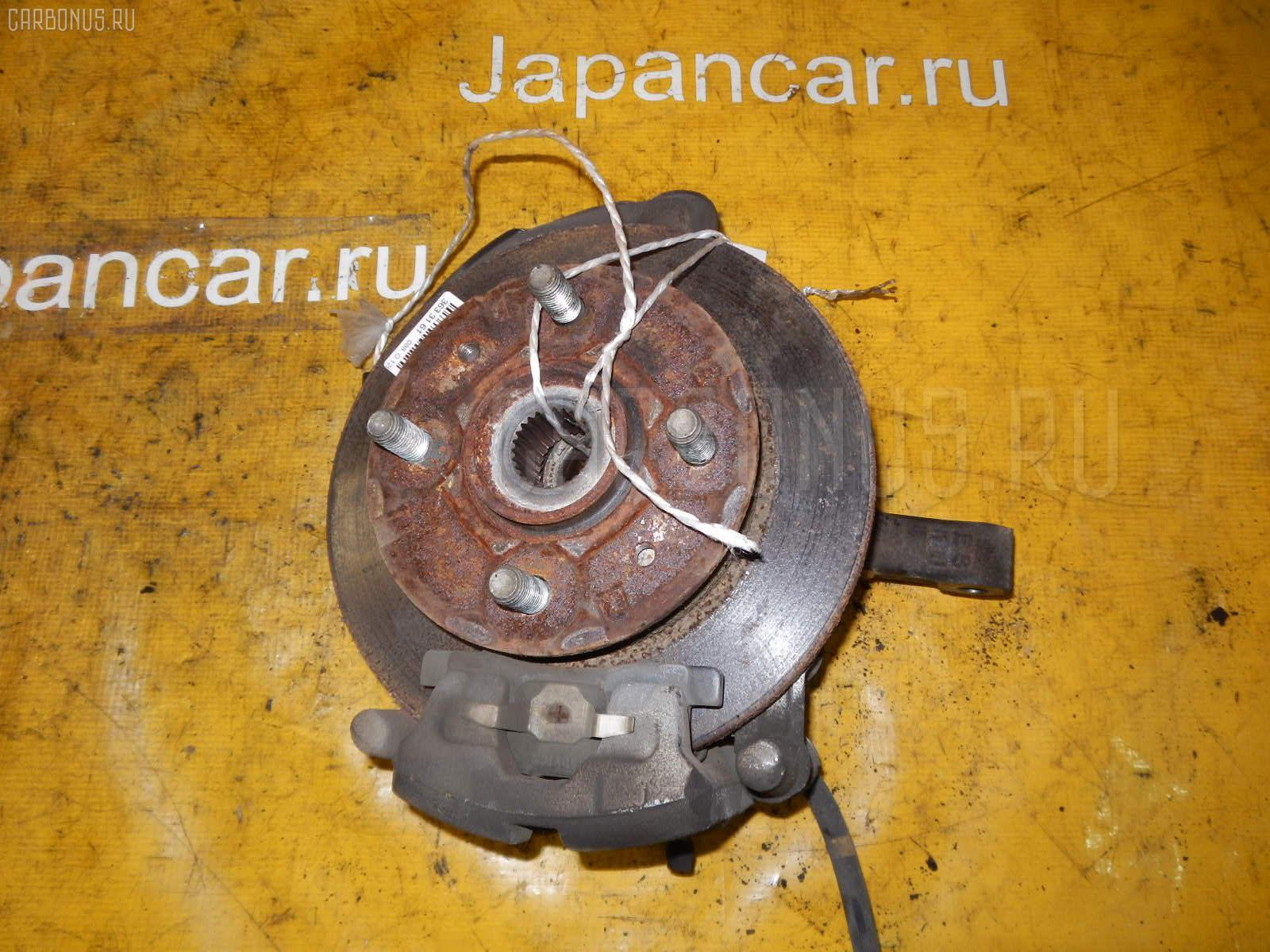 Ступица MITSUBISHI MINICA H42V 3G83. Фото 3