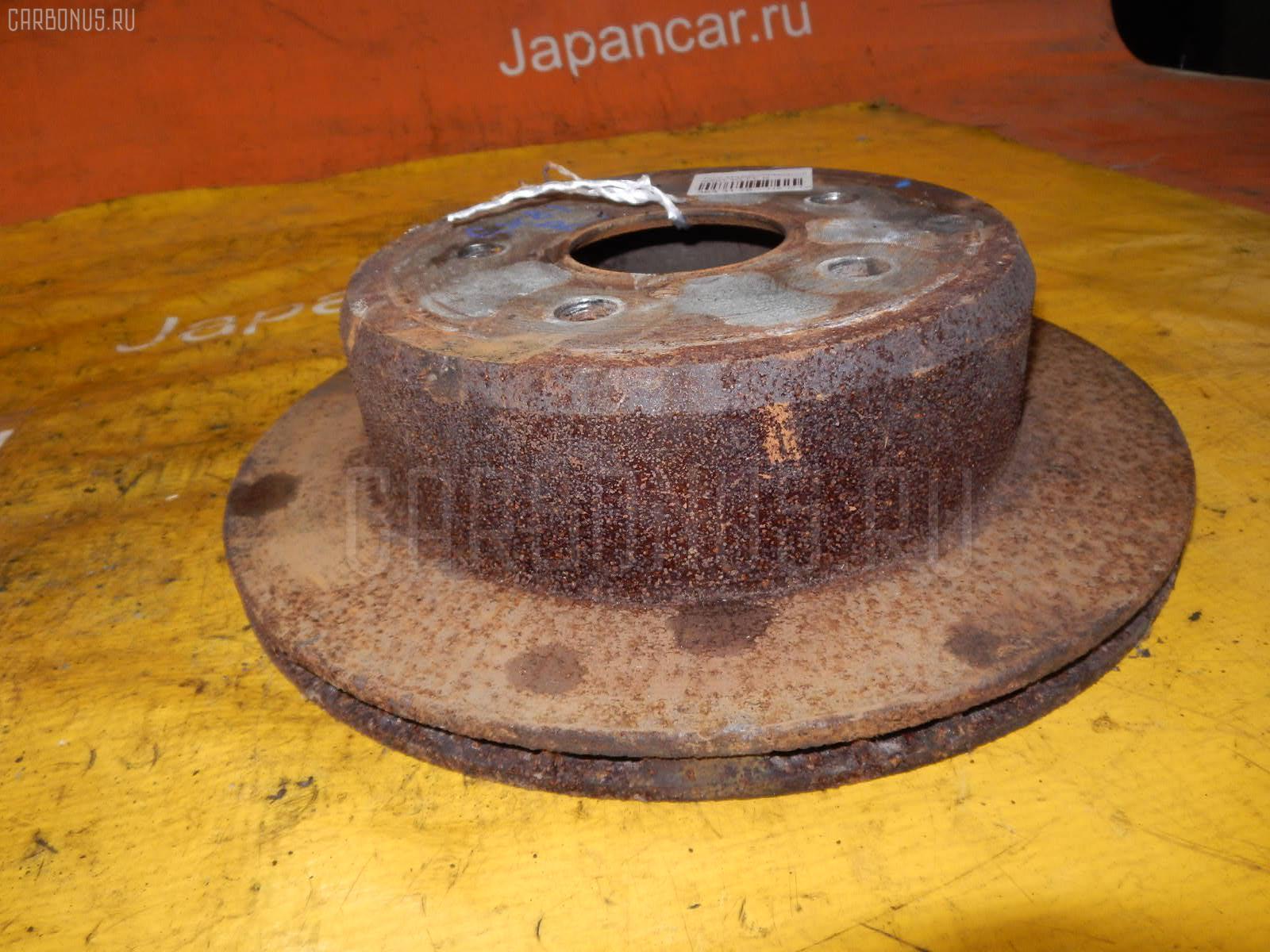 Тормозной диск TOYOTA MARK II GX81 1G-FE Фото 2