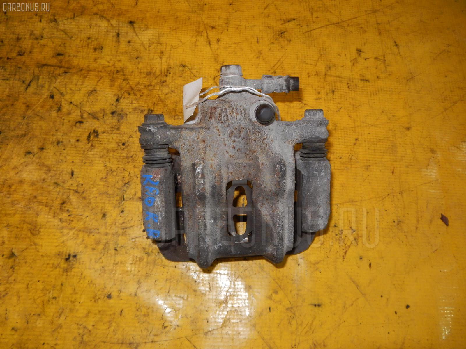 Суппорт HONDA ODYSSEY RA6 F23A Фото 1