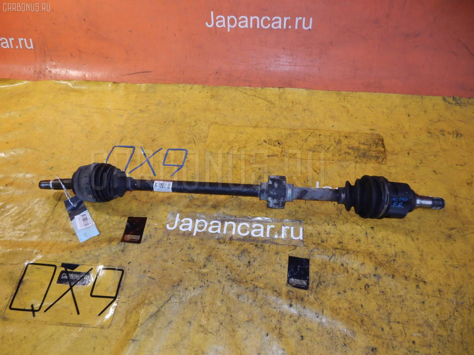 Привод TOYOTA SUCCEED NCP51V 1NZ-FE Фото 1