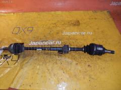 Привод Toyota Wish ZNE10G 1ZZ-FE Фото 1