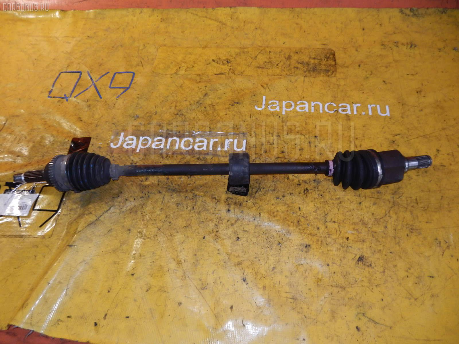 Привод SUZUKI ALTO HA24S K6A Фото 1