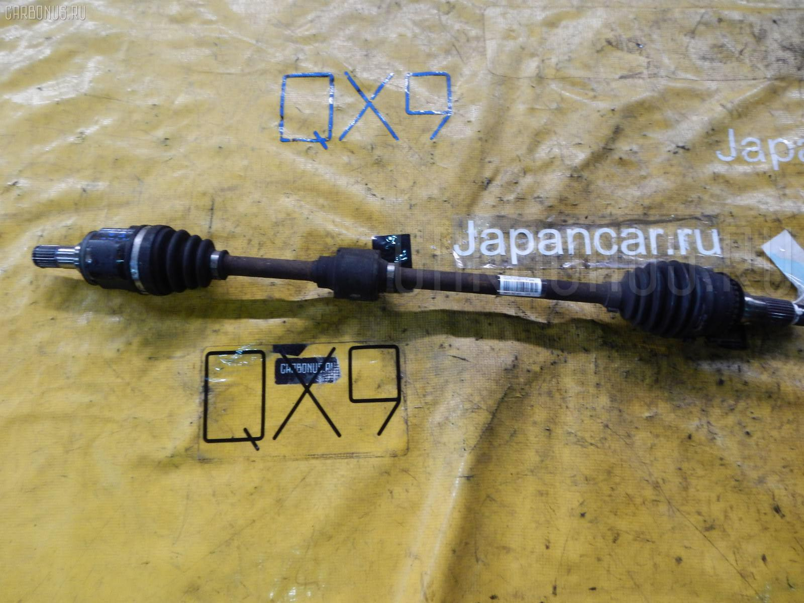 Привод MITSUBISHI MINICA H42V 3G83 Фото 1