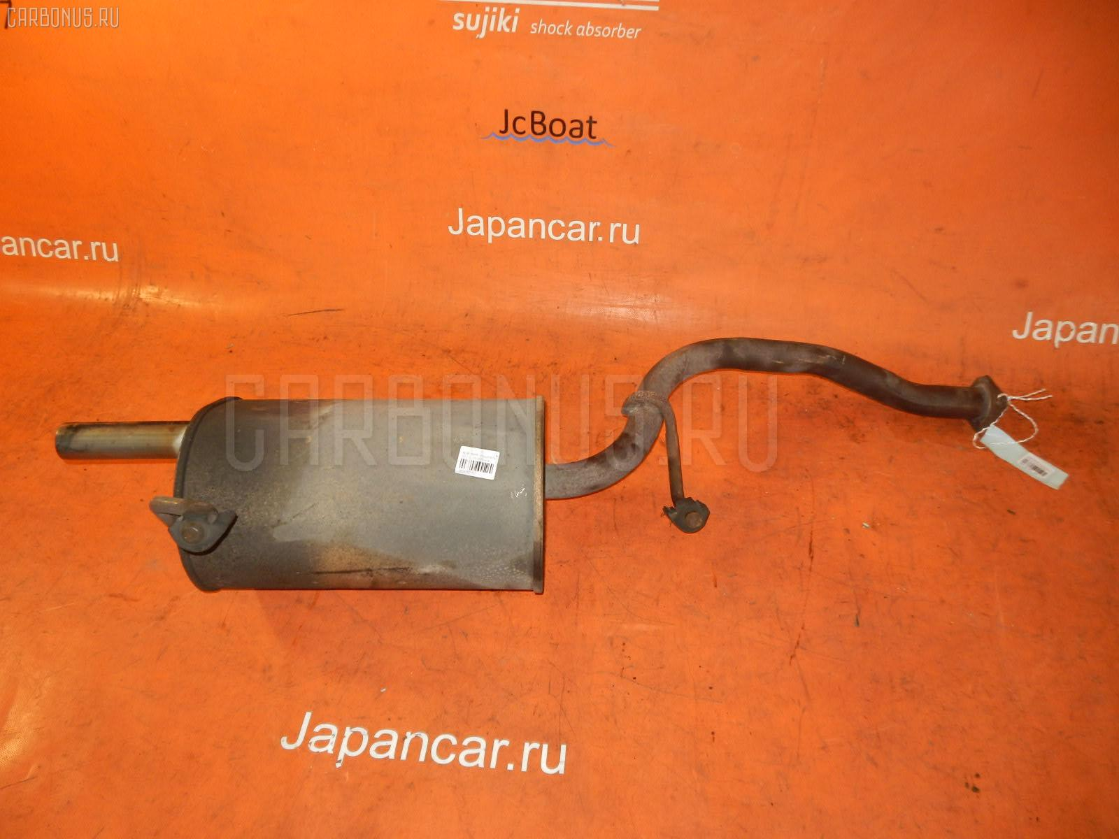 Глушитель Subaru Impreza wagon GF2 EJ15 Фото 1