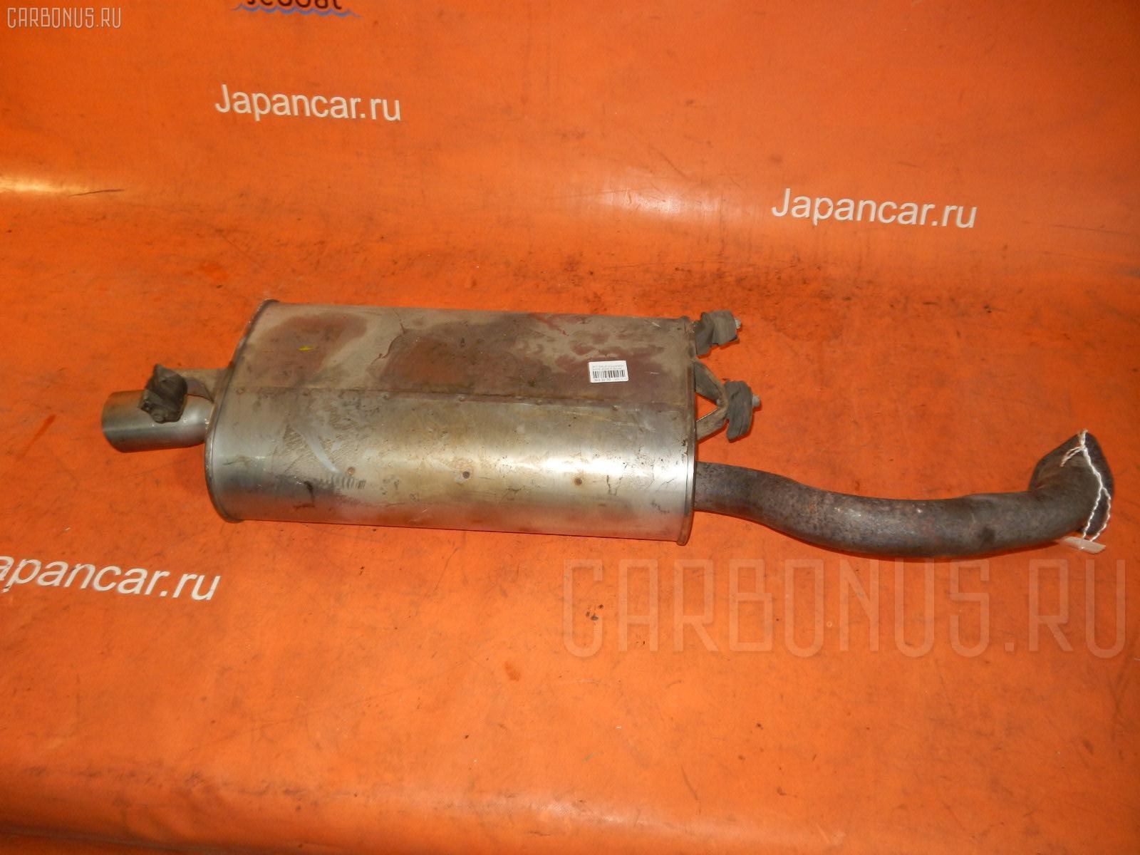 Глушитель Mitsubishi Galant EA7A 4G94 Фото 1