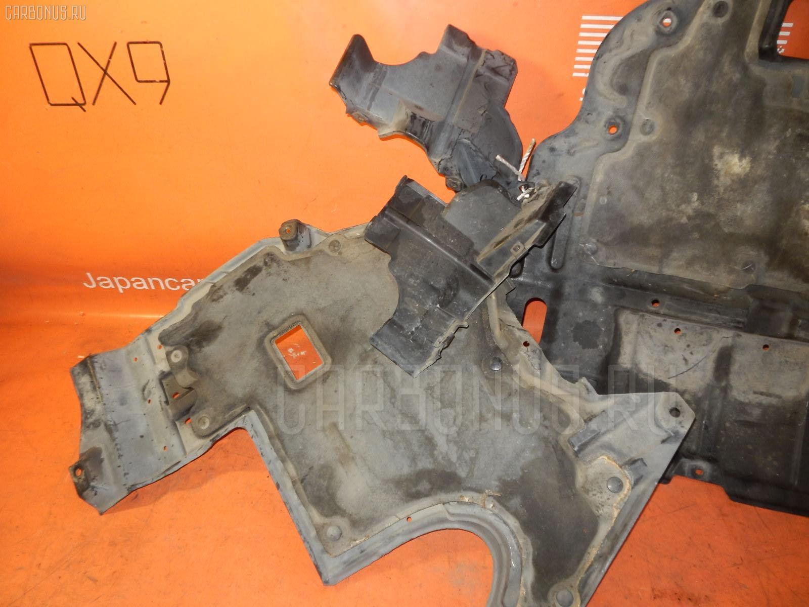 Защита двигателя TOYOTA CROWN JZS175 2JZ-FSE. Фото 9