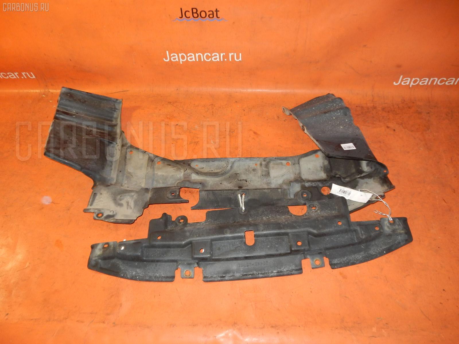 Защита двигателя Toyota Succeed NCP51V 1NZ-FE Фото 1