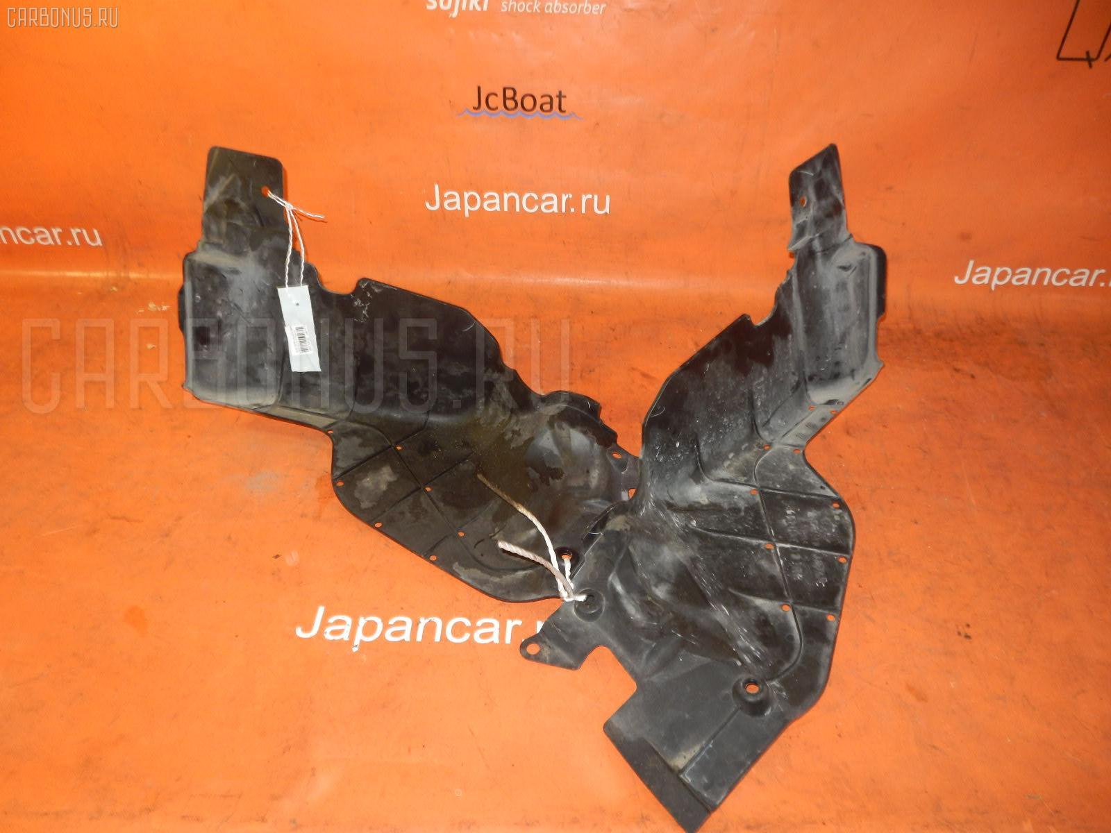 Защита двигателя SUBARU IMPREZA WAGON GH2 EL15 Фото 1