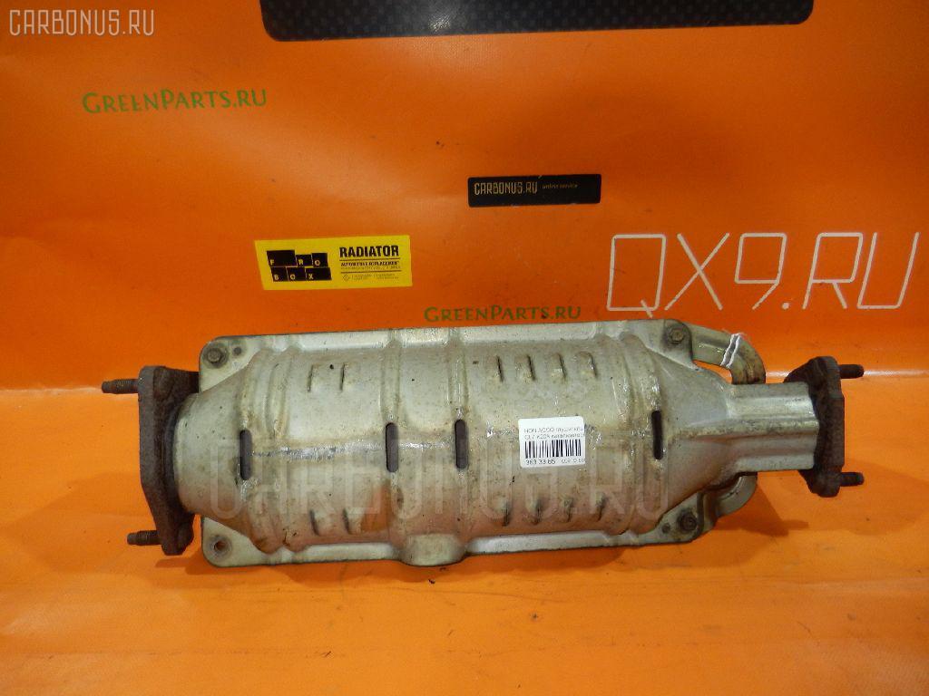 Глушитель Honda Accord CL7 K20A Фото 1