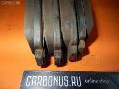 Тормозные колодки HONDA ACCORD CL7 K20A Фото 2