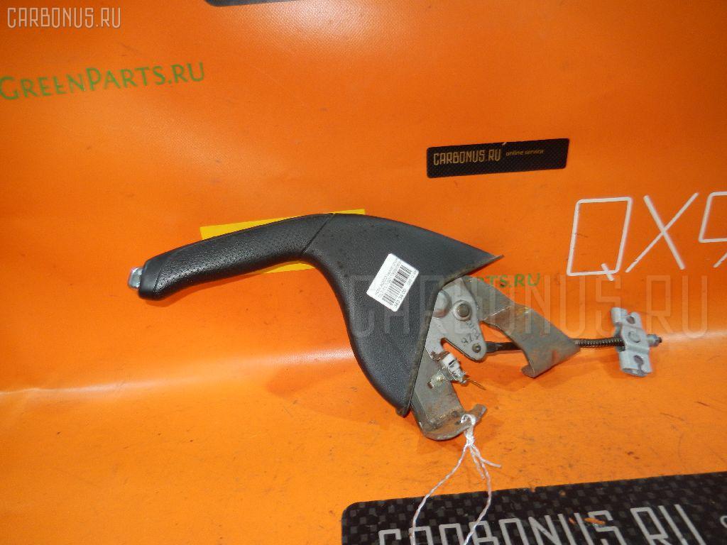 Рычаг стояночного тормоза HONDA ACCORD CL7 Фото 1