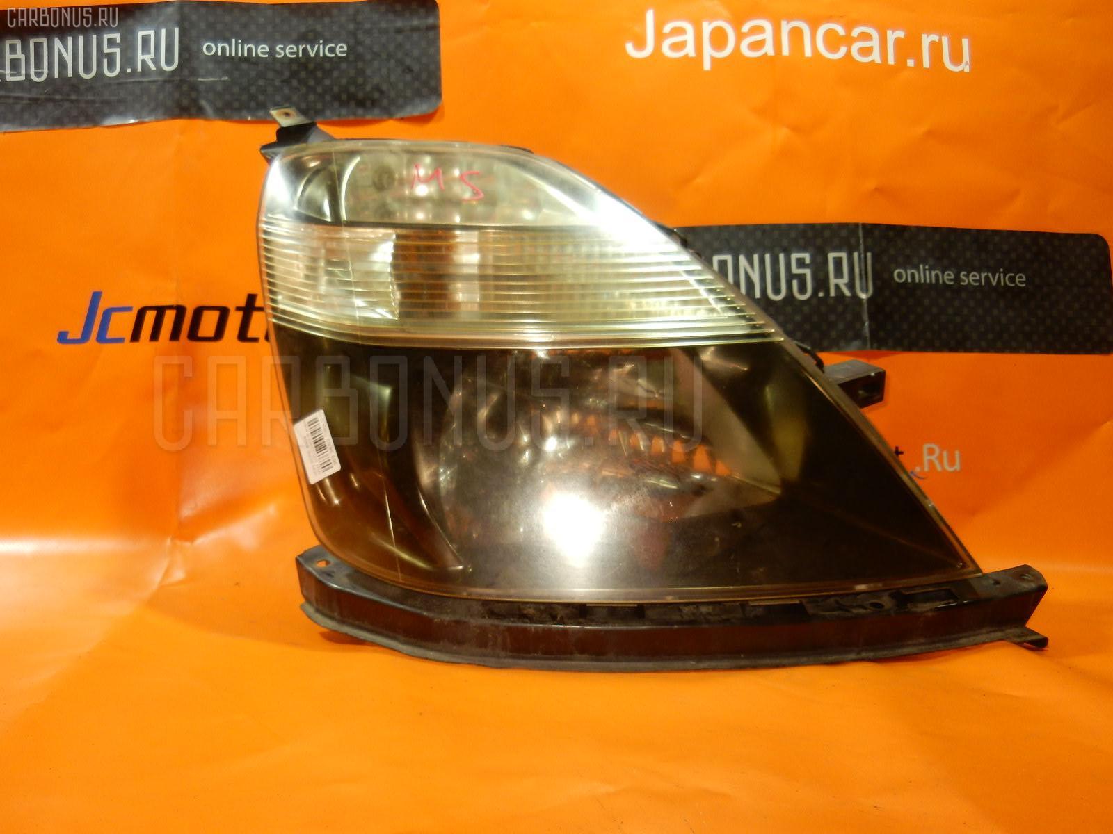 Фара Honda Stream RN1 Фото 1