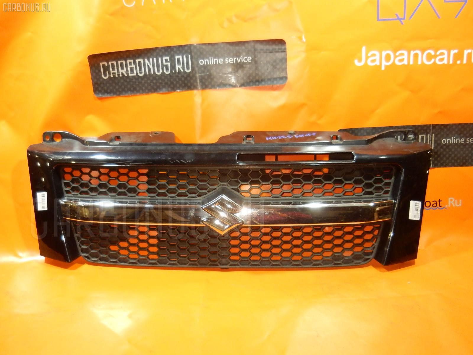 Решетка радиатора на Suzuki Wagon R MH22S Фото 1