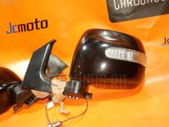Зеркало двери боковой SUZUKI WAGON R MH22S Фото 2