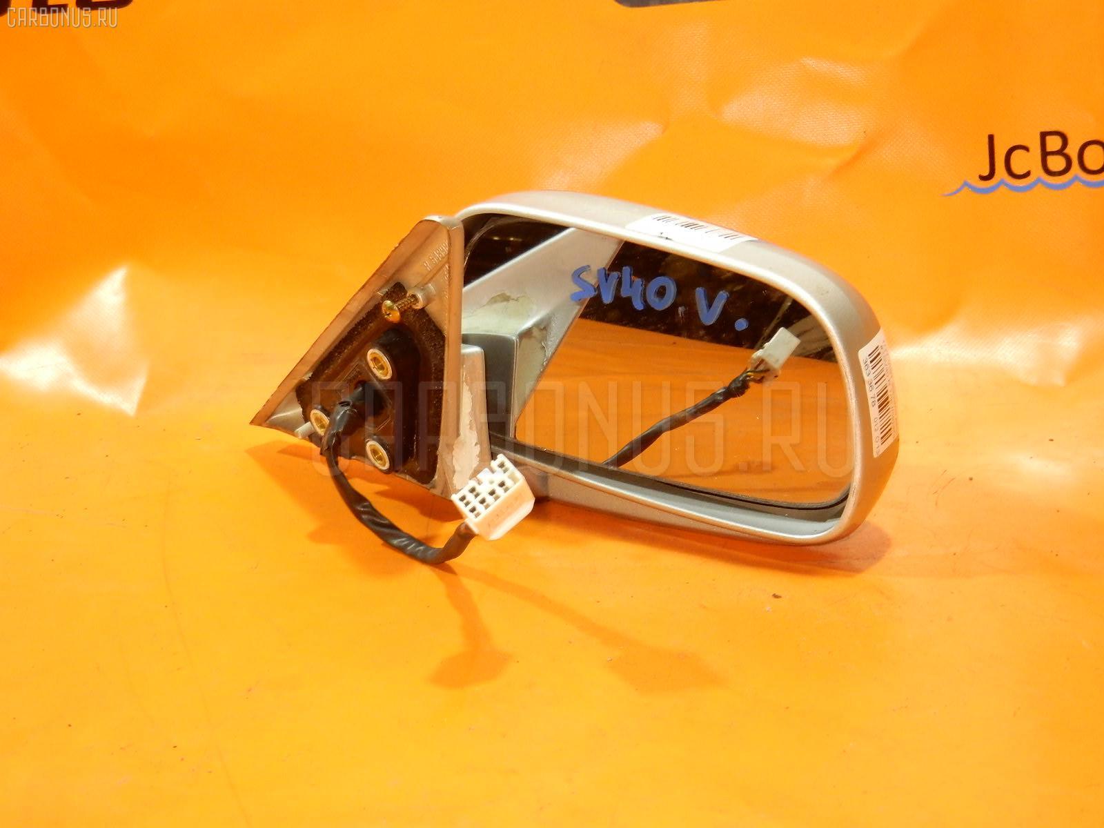 Зеркало двери боковой TOYOTA VISTA SV40. Фото 8