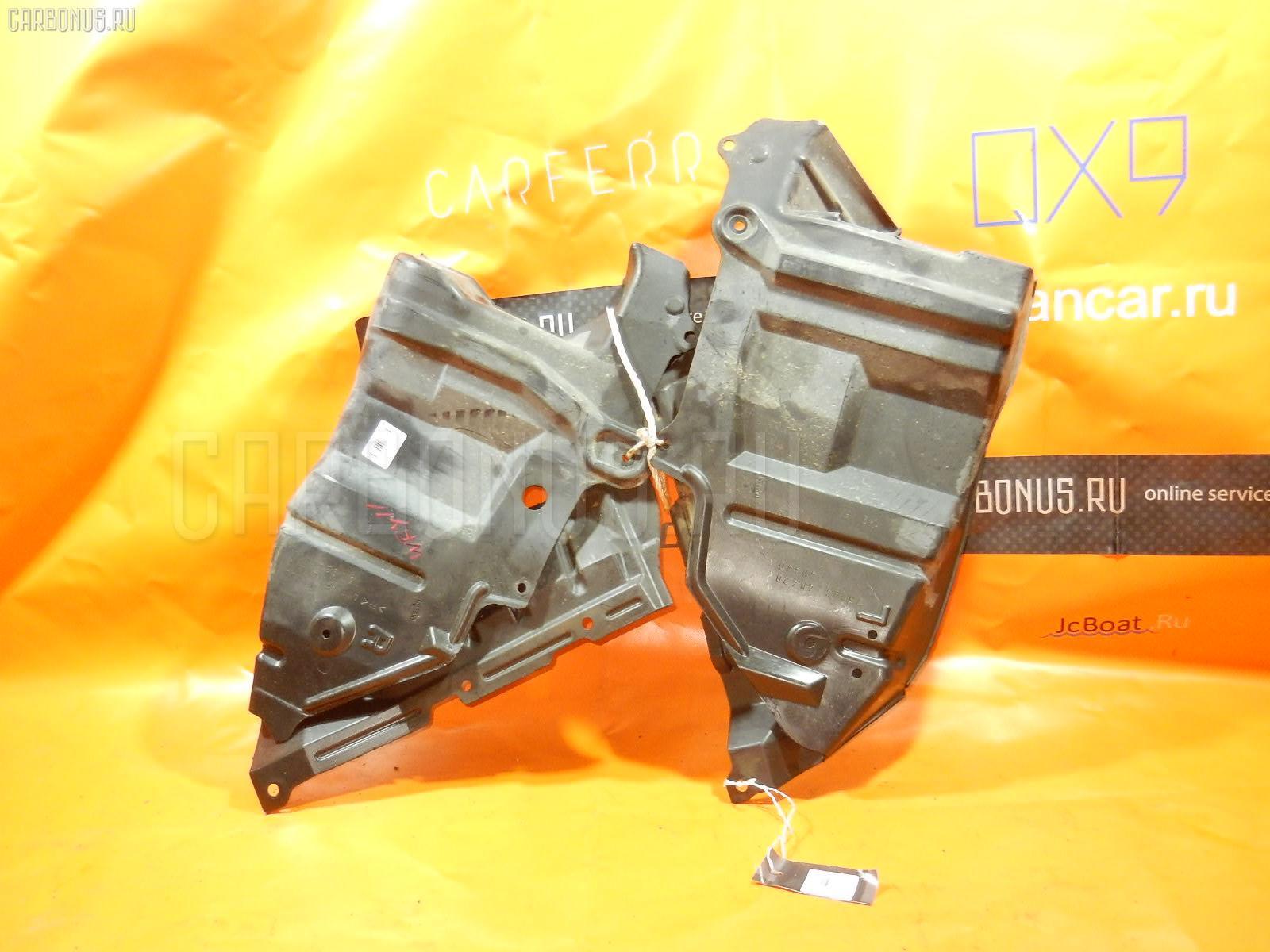 Защита двигателя NISSAN WINGROAD WFY11 QG15DE. Фото 1