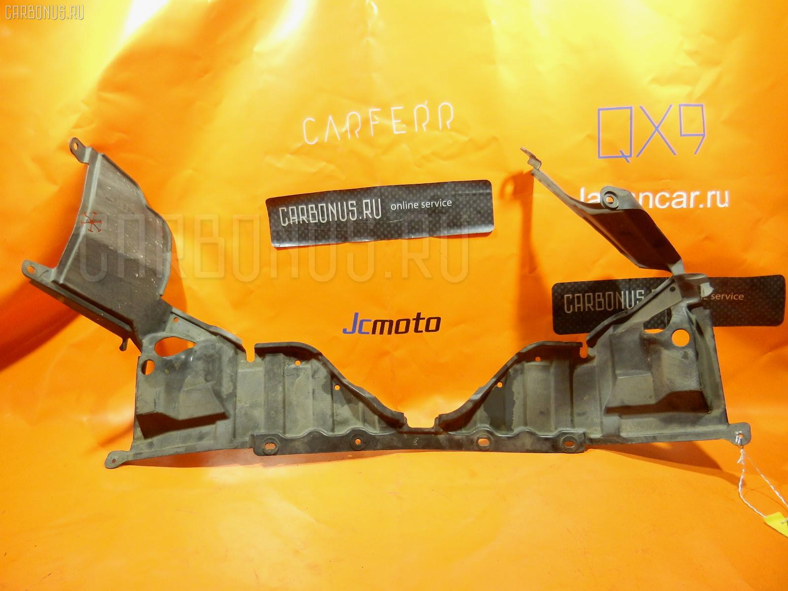 Защита двигателя Honda Stream RN6 R18A Фото 1