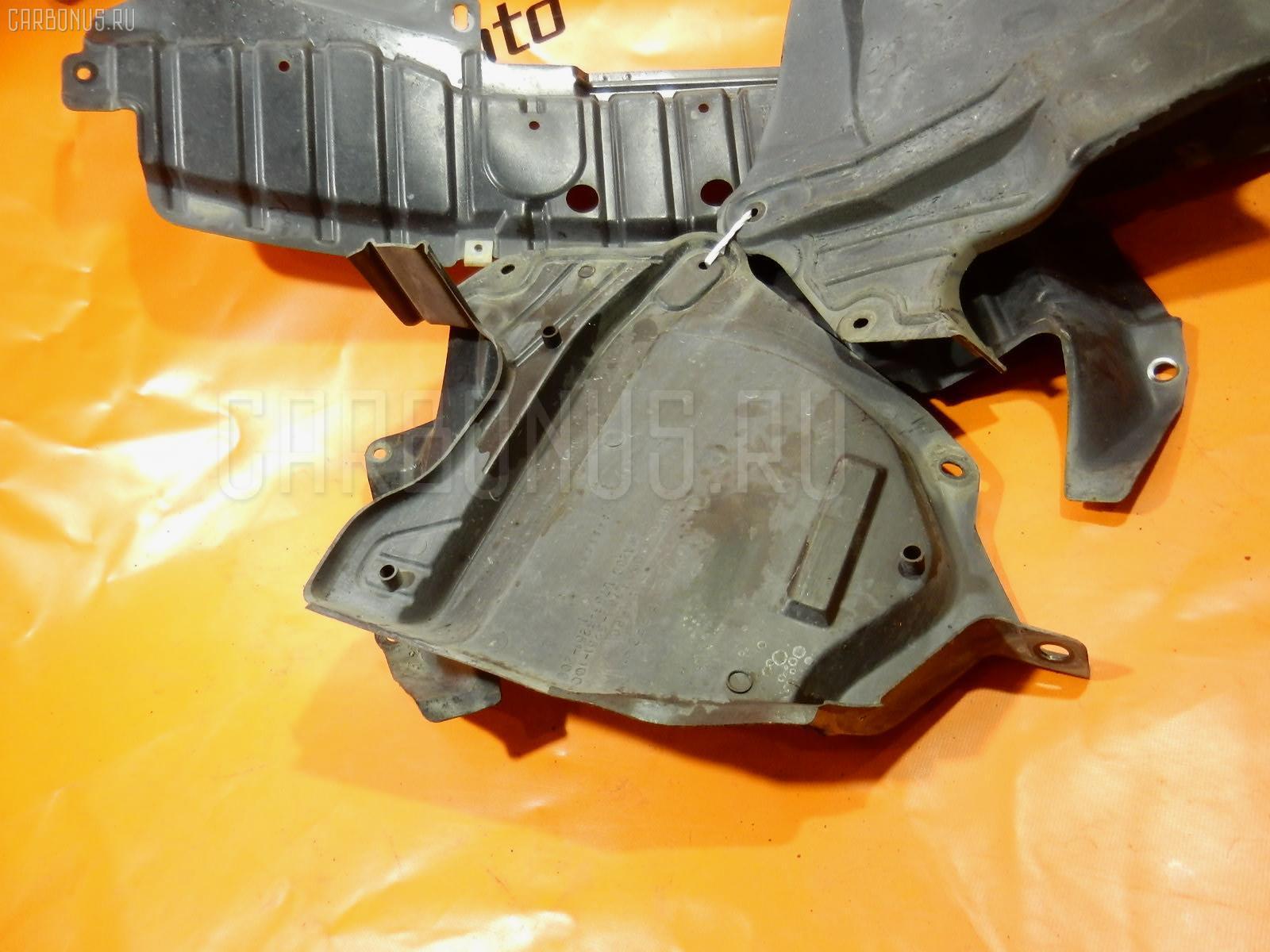 Защита двигателя NISSAN LIBERTY RM12 QR20DE Фото 9