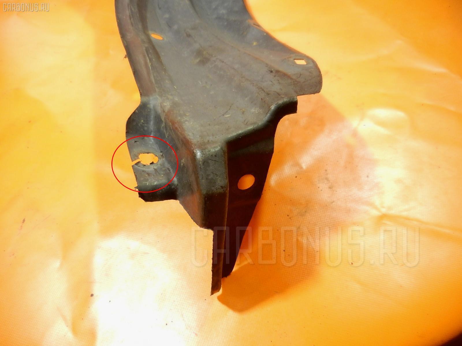 Подкрылок TOYOTA VITZ KSP90 1KR-FE. Фото 3