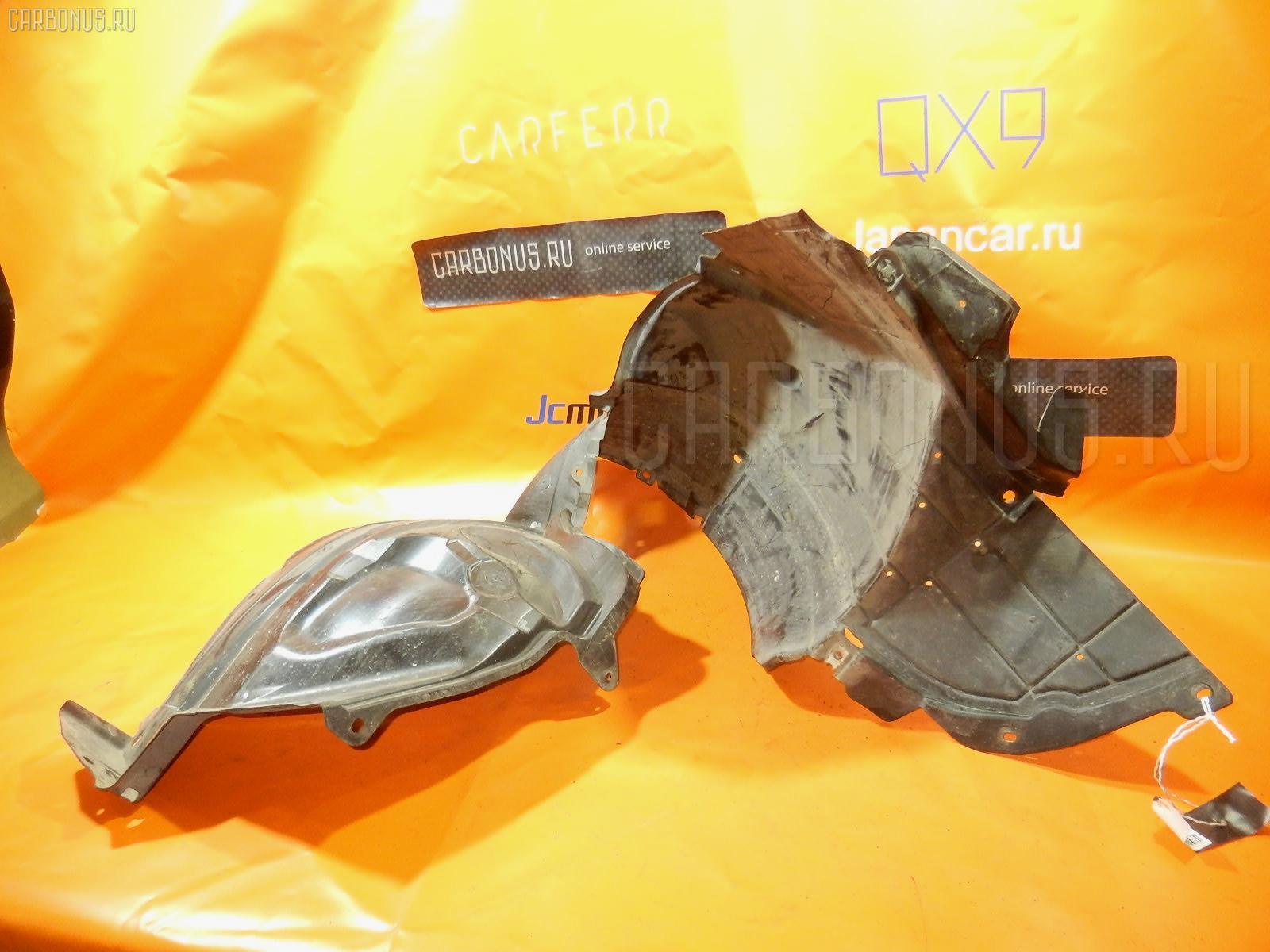 Подкрылок NISSAN TIIDA C11 HR15DE Фото 1