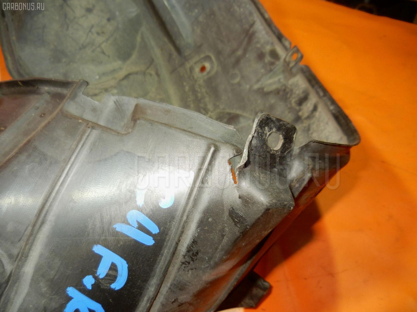 Подкрылок NISSAN TIIDA C11 HR15DE Фото 2