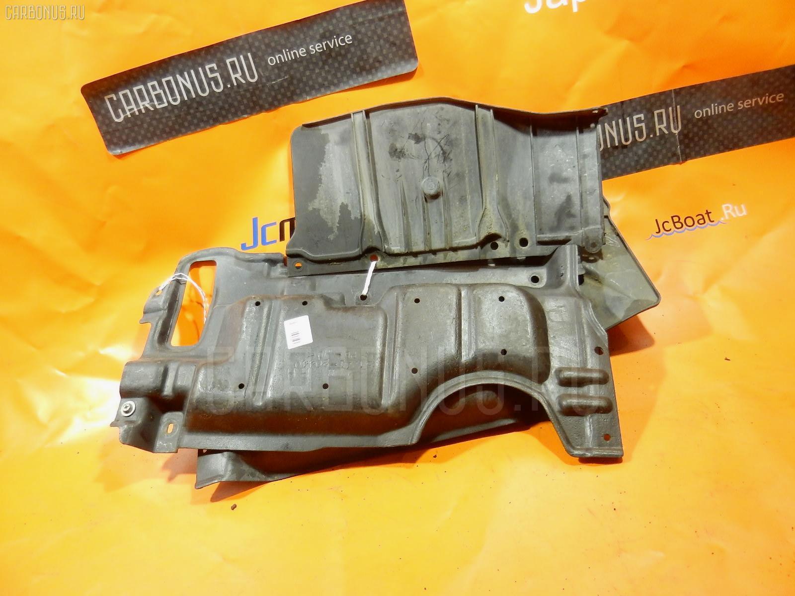 Защита двигателя TOYOTA PREMIO ZZT240 1ZZ-FE. Фото 3