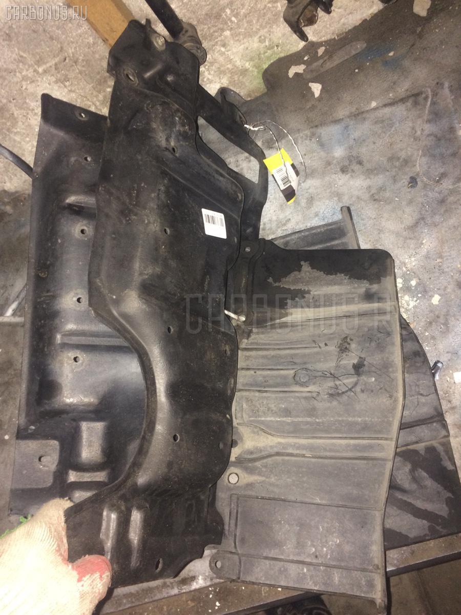 Защита двигателя TOYOTA PREMIO ZZT240 1ZZ-FE. Фото 1