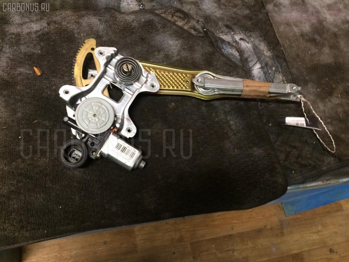 Стеклоподъемный механизм Toyota Vitz SCP10 Фото 1