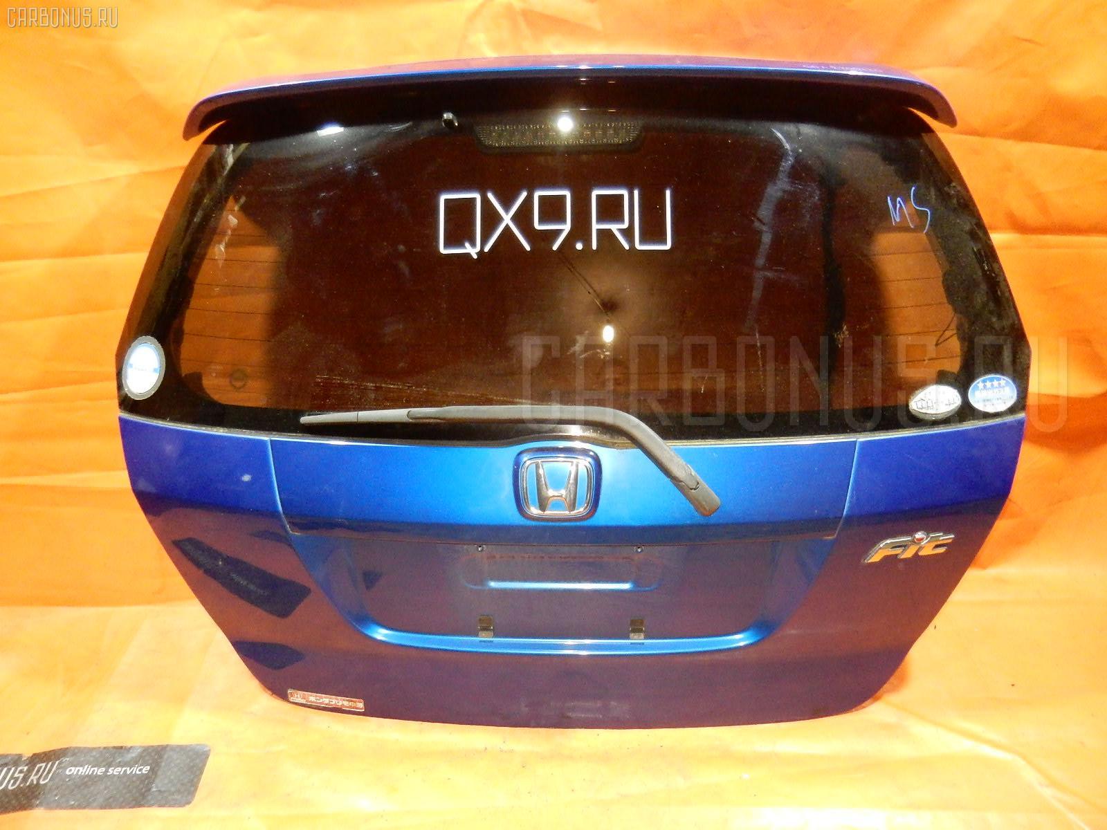 Дверь задняя Honda Fit GD1 Фото 1