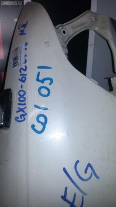 Крыло переднее TOYOTA MARK II GX100 Фото 2