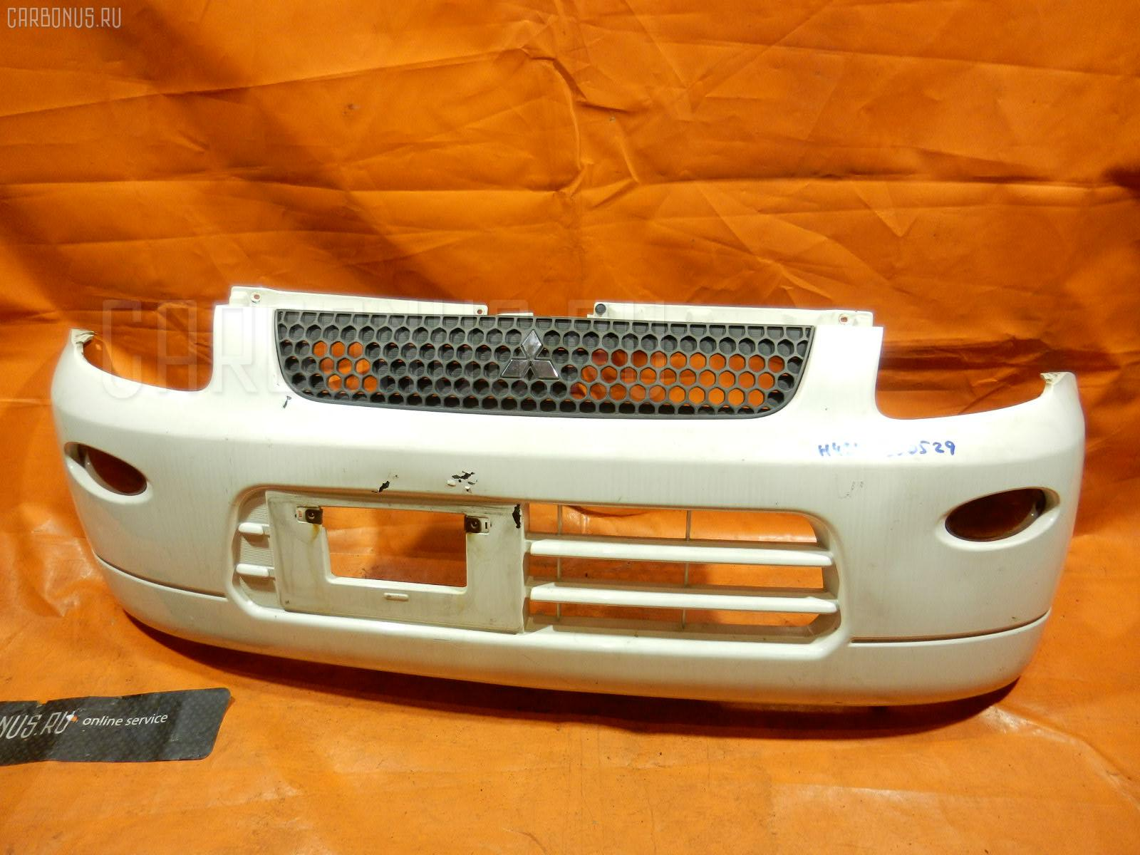 Бампер MITSUBISHI MINICA H42V. Фото 8