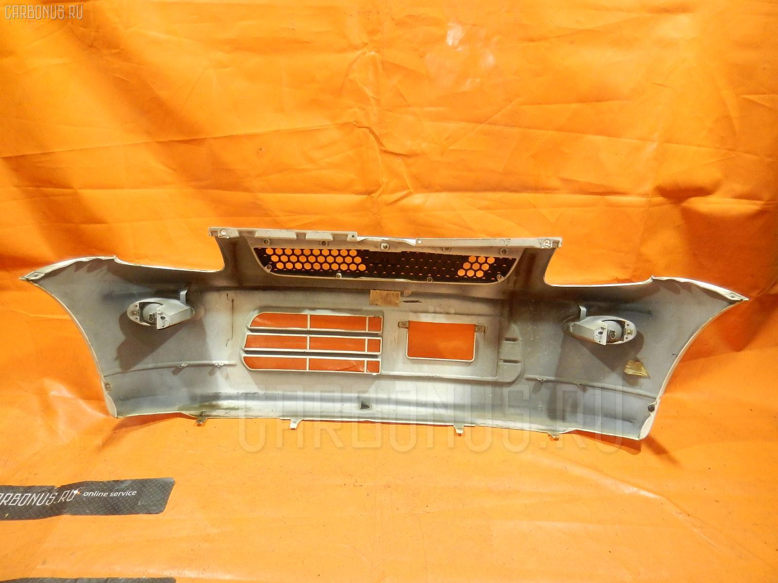 Бампер MITSUBISHI MINICA H42V Фото 6