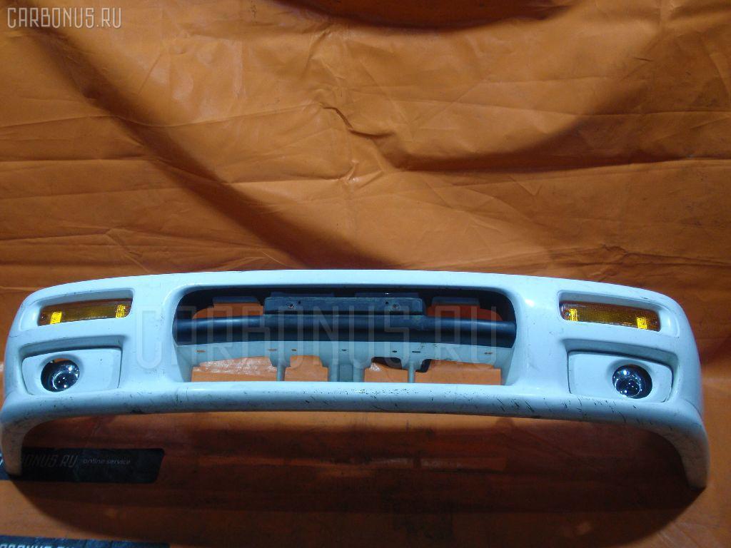 Бампер SUBARU IMPREZA WAGON GF2. Фото 9