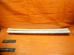 Порог кузова пластиковый ( обвес ) NISSAN CUBE CUBIC YGZ11 Фото 1