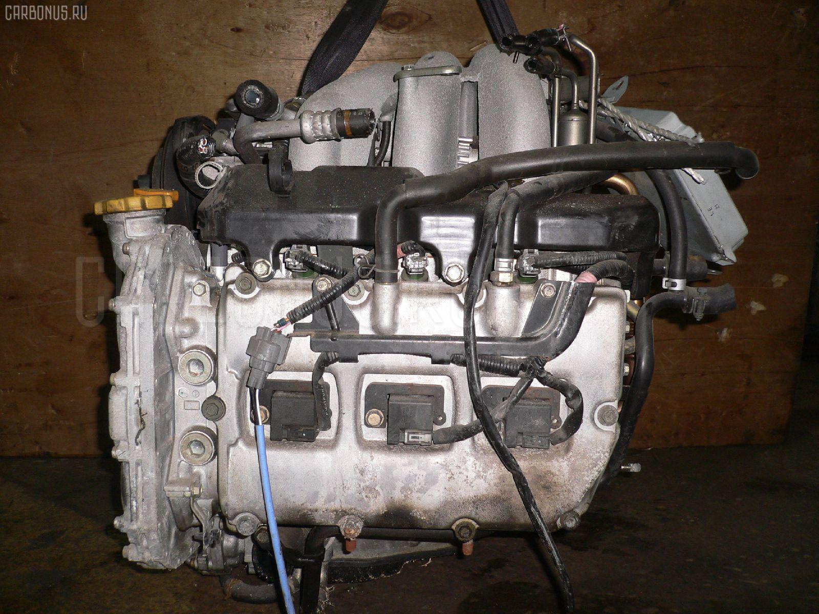 Двигатель SUBARU LEGACY LANCASTER BHE EZ30 Фото 8