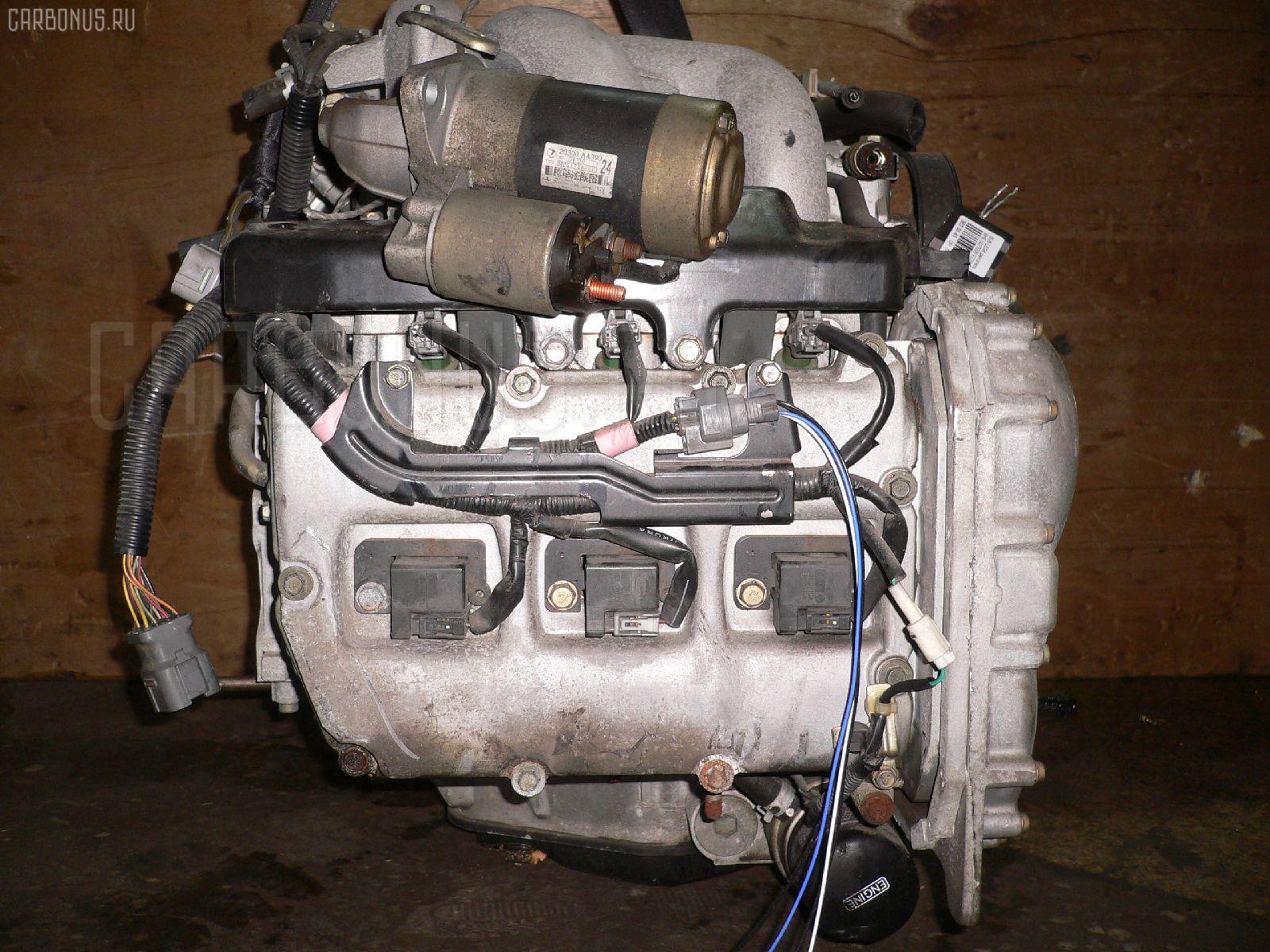 Двигатель SUBARU LEGACY LANCASTER BHE EZ30 Фото 10