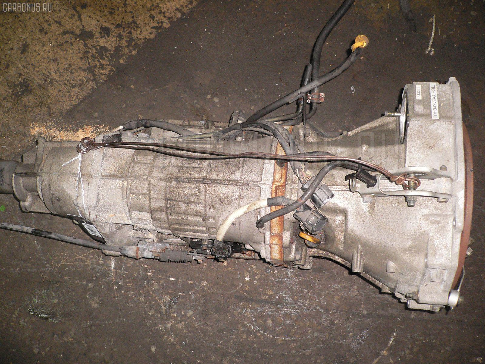 КПП автоматическая SUBARU LEGACY LANCASTER BHE EZ30 Фото 2