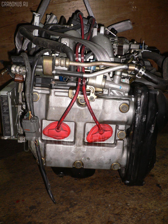 Двигатель SUBARU LEGACY LANCASTER BH9 EJ254 Фото 6