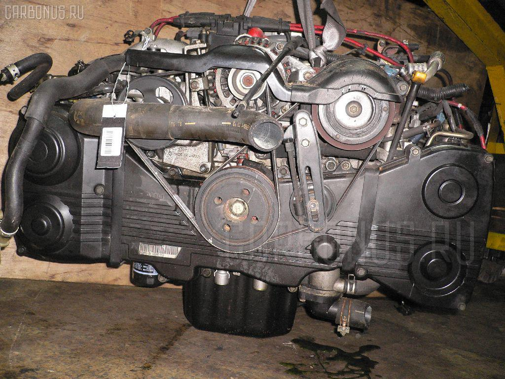 Двигатель SUBARU LEGACY LANCASTER BH9 EJ254 Фото 8