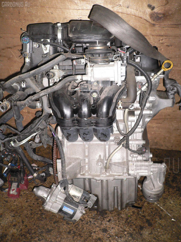 Двигатель TOYOTA VITZ KSP90 1KR-FE Фото 6
