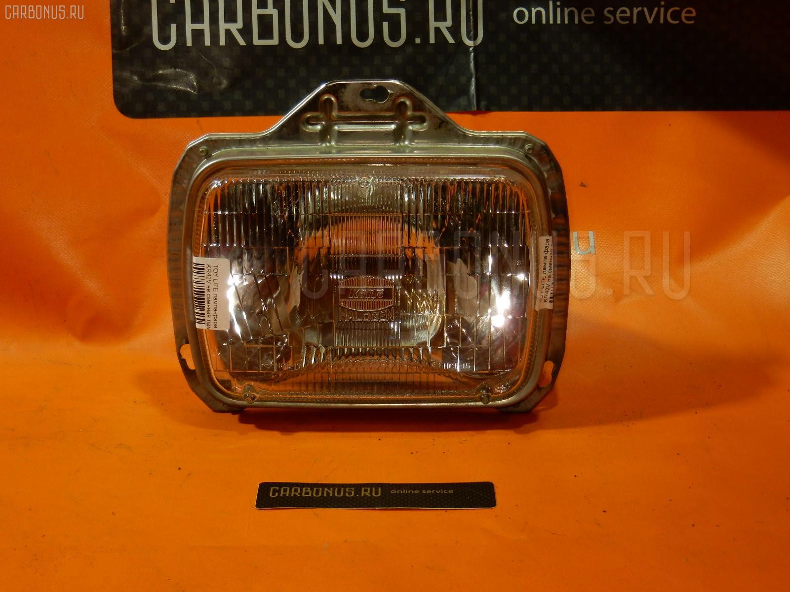 Лампа-фара TOYOTA LITE ACE KR42V Фото 1