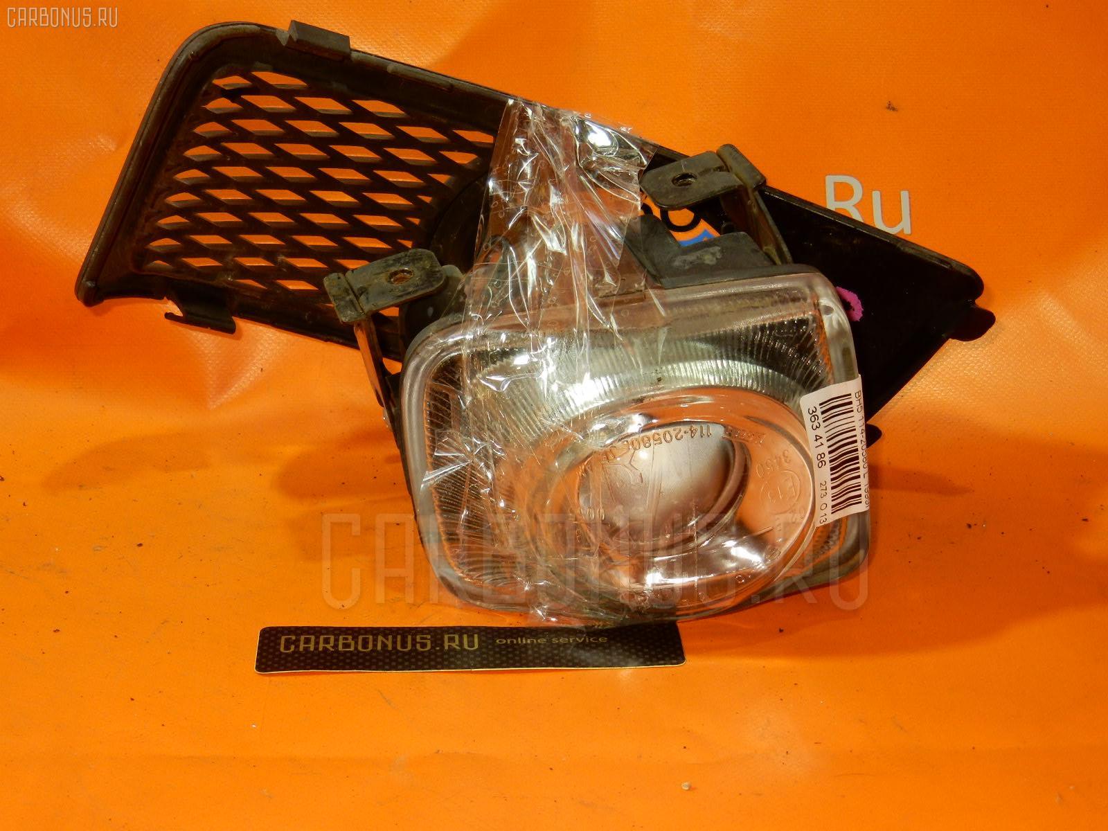 Туманка бамперная SUBARU LEGACY WAGON BH5 Фото 1