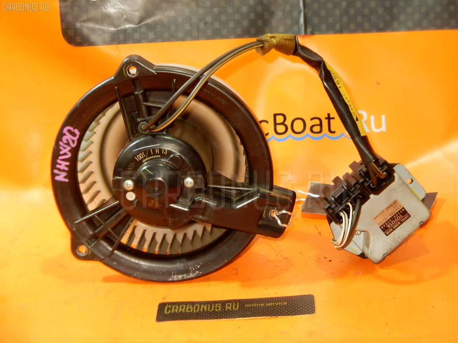 Мотор печки TOYOTA PRIUS NHW20. Фото 5