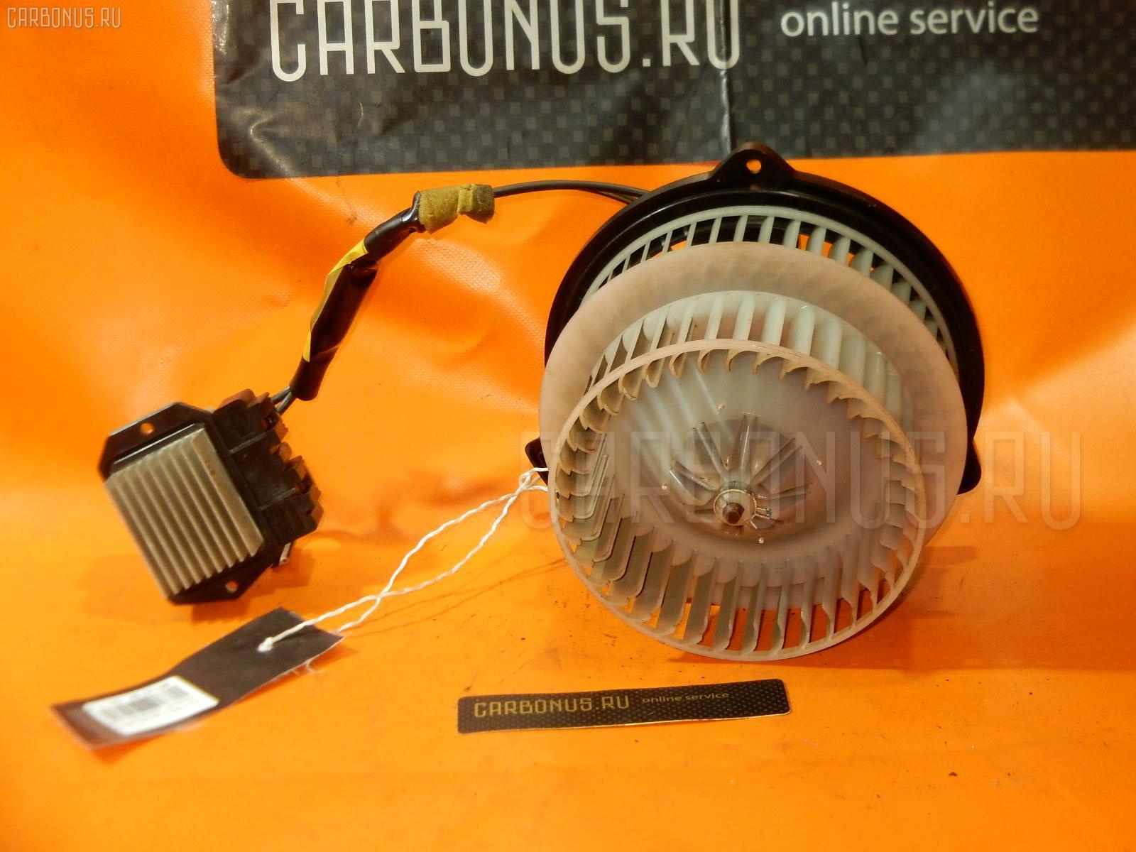 Мотор печки TOYOTA PRIUS NHW20. Фото 4