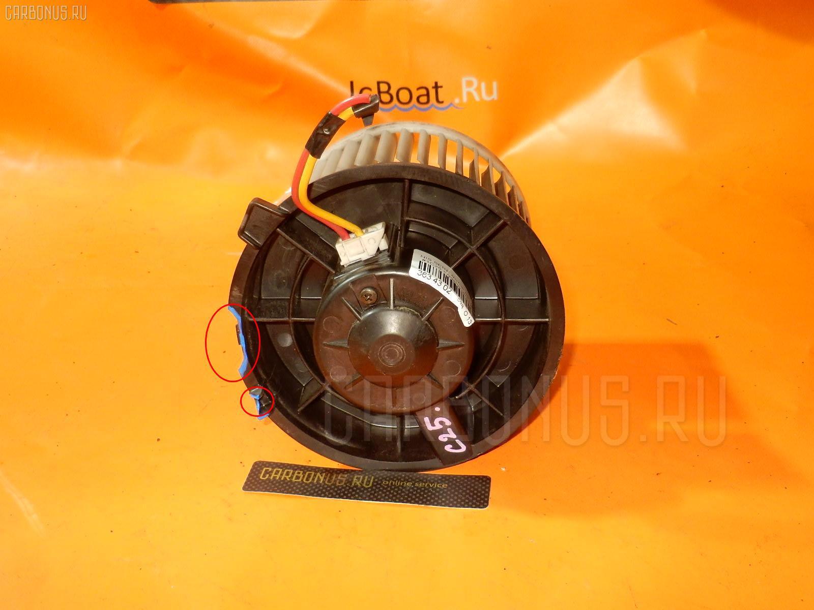 Мотор печки NISSAN SERENA C25. Фото 8