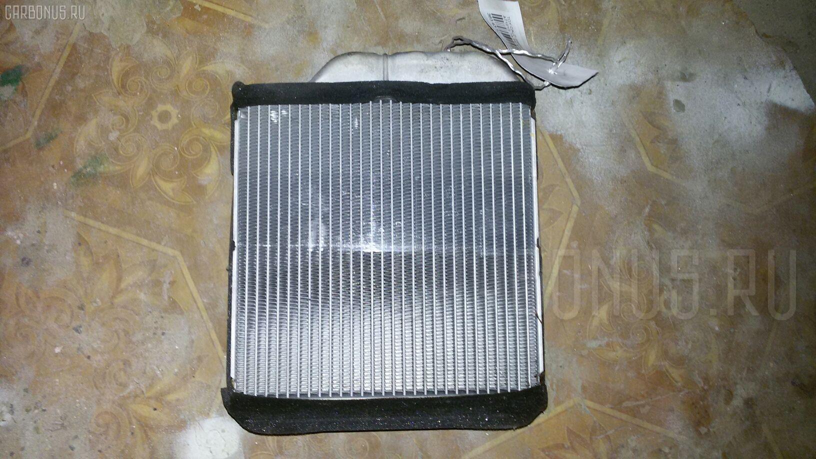 Радиатор печки TOYOTA CALDINA AT191G 7A-FE Фото 1