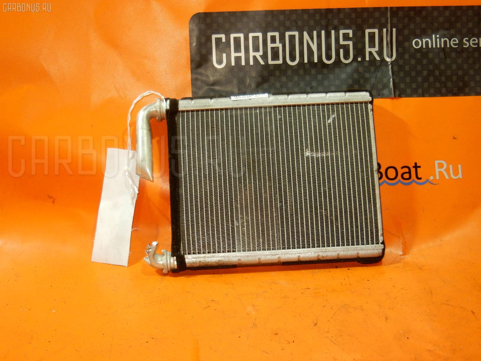 Радиатор печки TOYOTA CALDINA AZT241W 1AZ-FSE. Фото 6