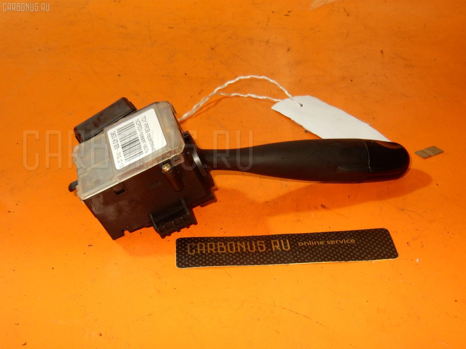 Переключатель поворотов TOYOTA PROBOX NCP50V. Фото 6